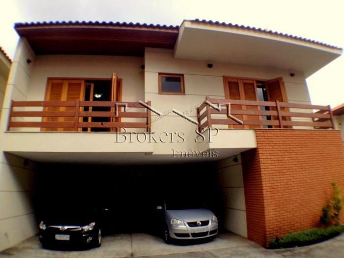 Casa 4 Dorm, Brooklin, São Paulo (11823)