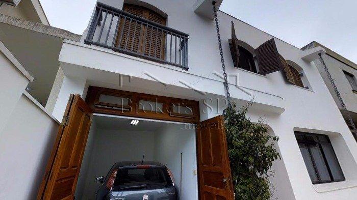 Casa 4 Dorm, Aclimação, São Paulo (20570)