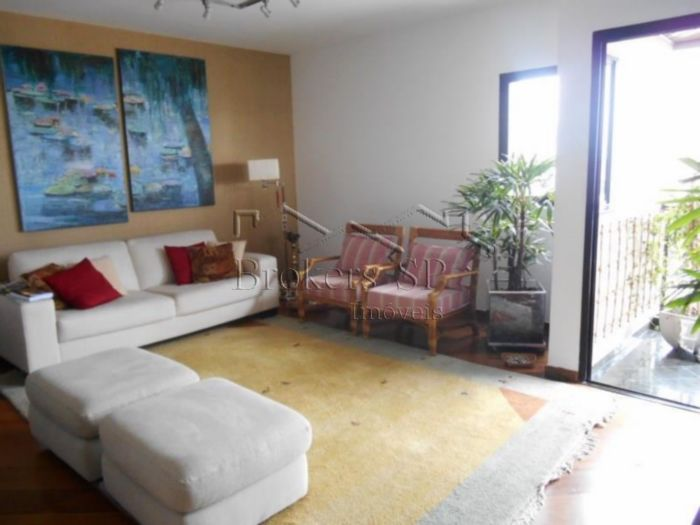 Villa Castelli - Cobertura 4 Dorm, Campo Belo, São Paulo (33394) - Foto 12