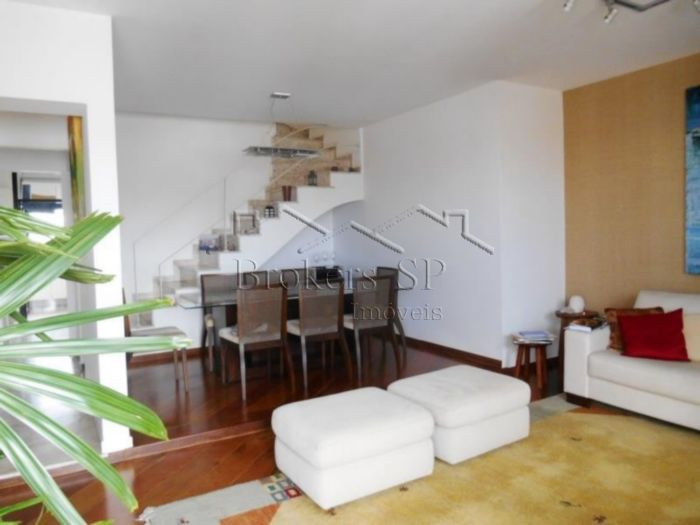 Villa Castelli - Cobertura 4 Dorm, Campo Belo, São Paulo (33394) - Foto 6