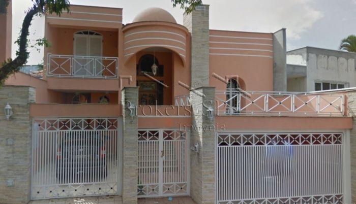 Casa 4 Dorm, Jardim da Saúde, São Paulo (35595)