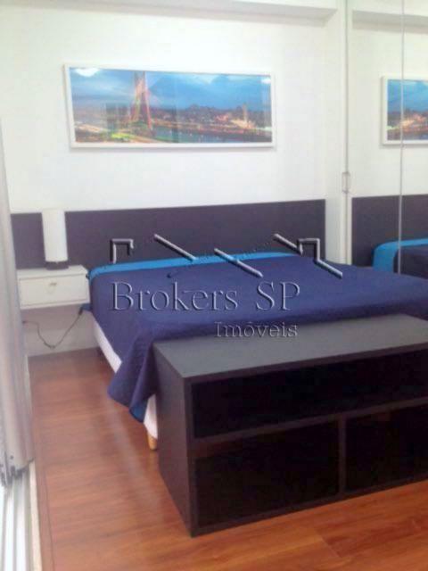 Brokers SP Imóveis - Apto 1 Dorm, Brooklin (38484) - Foto 6