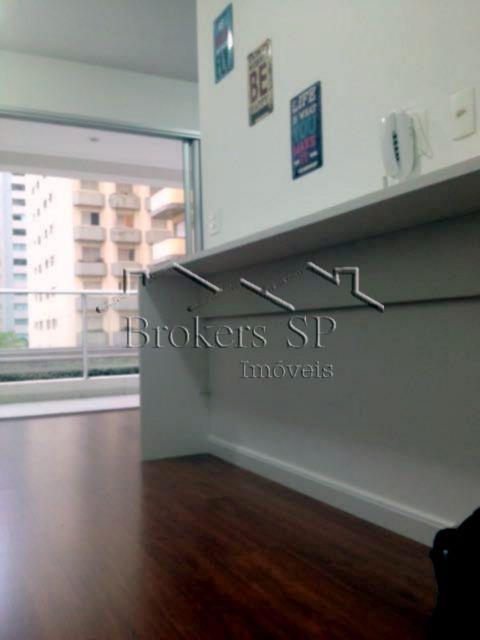 Brokers SP Imóveis - Apto 1 Dorm, Brooklin (38484) - Foto 11