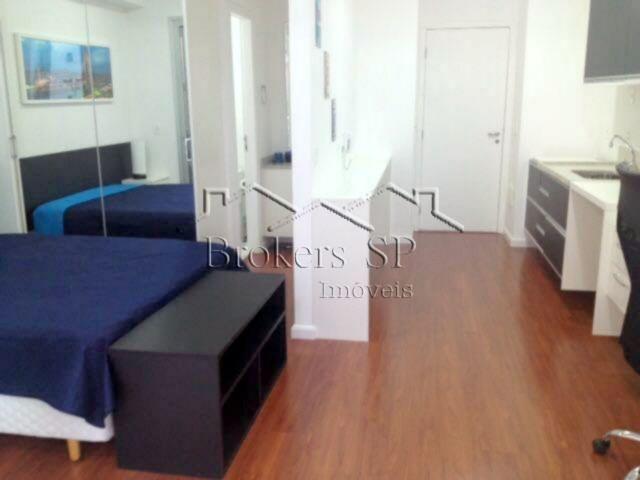 Brokers SP Imóveis - Apto 1 Dorm, Brooklin (38484) - Foto 2