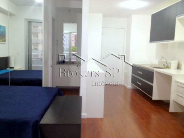 Brokers SP Imóveis - Apto 1 Dorm, Brooklin (38484)
