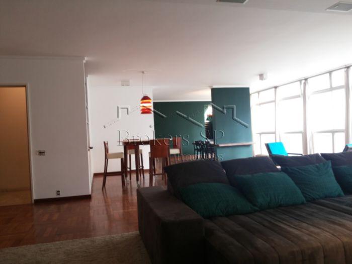 Ebora - Apto 2 Dorm, Jardim Paulista, São Paulo (41657) - Foto 2