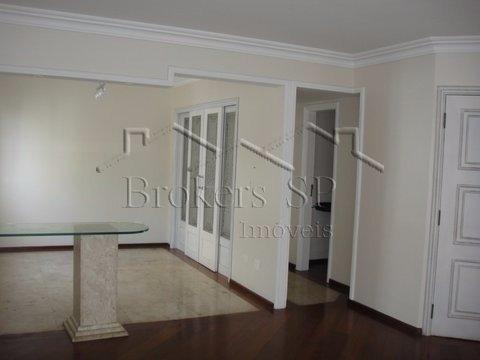 Brokers SP Imóveis - Apto 4 Dorm, Moema, São Paulo