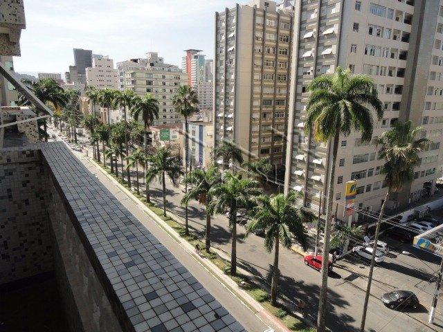 Brokers SP Imóveis - Apto 3 Dorm, Gonzaga, Santos - Foto 3