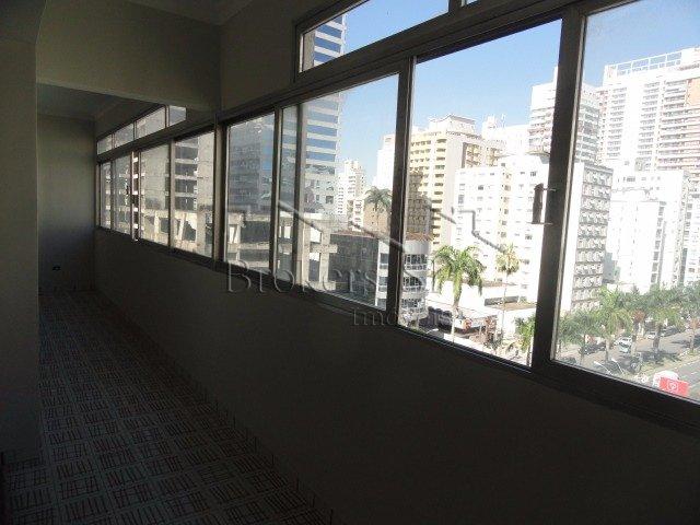 Brokers SP Imóveis - Apto 3 Dorm, Gonzaga, Santos - Foto 4