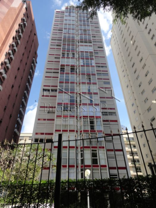 Palacio dos Jardins - Apto 3 Dorm, Jardim Paulista, São Paulo (42138)