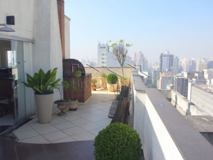 Jaborandi - Cobertura 3 Dorm, Higienópolis, São Paulo (42237) - Foto 27