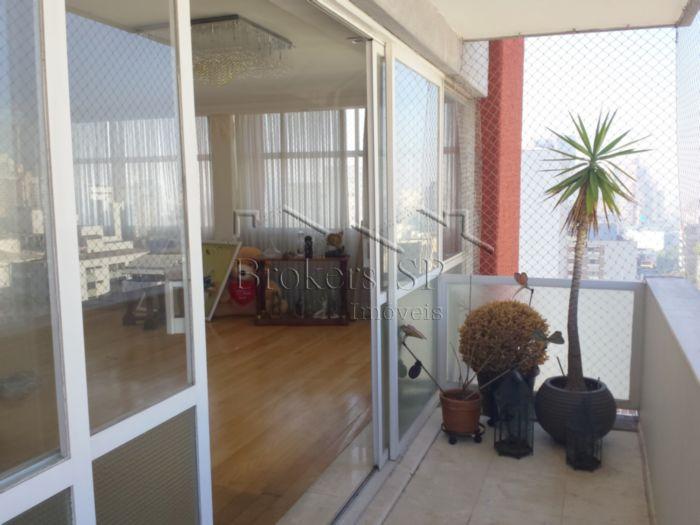 Jaborandi - Cobertura 3 Dorm, Higienópolis, São Paulo (42237) - Foto 7
