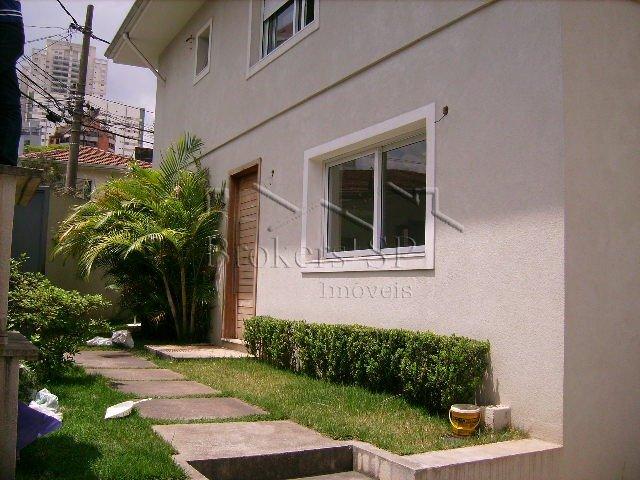 Casa 3 Dorm, Brooklin, São Paulo (43128)