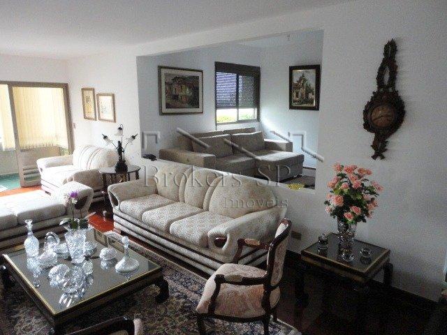 Villa D Este - Apto 4 Dorm, Moema, São Paulo (45245) - Foto 3