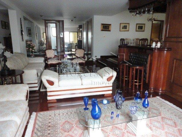 Villa D Este - Apto 4 Dorm, Moema, São Paulo (45245)