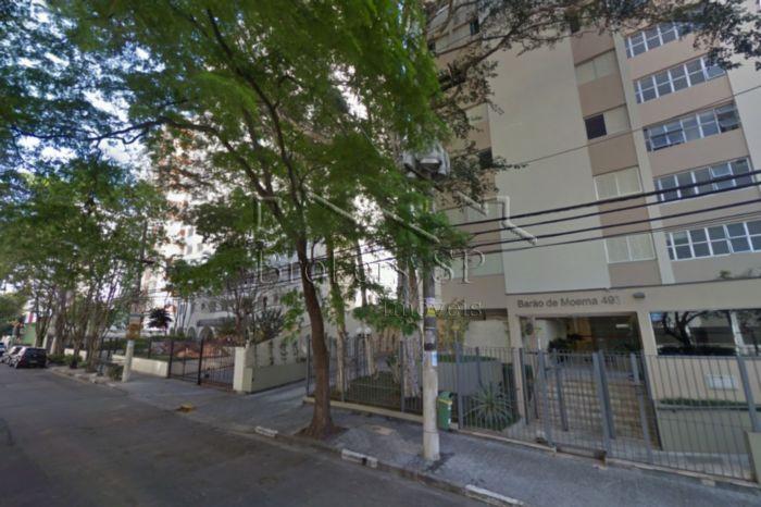 Barao de Moema - Apto 3 Dorm, Moema, São Paulo (46552)