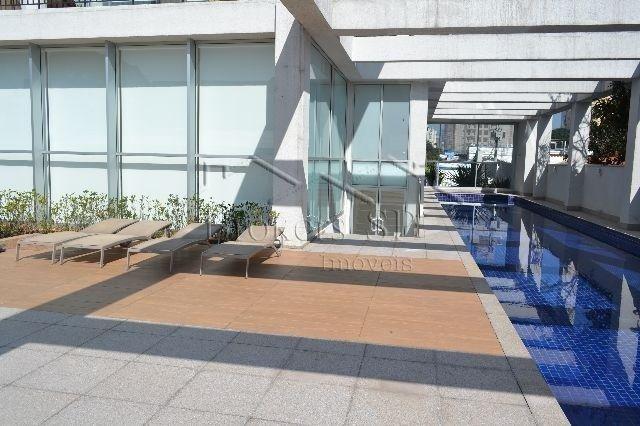 Penn Tower - Apto 2 Dorm, Brooklin, São Paulo (46624) - Foto 6