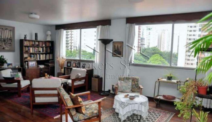 Ascott Hall - Apto 3 Dorm, Campo Belo, São Paulo (46908)