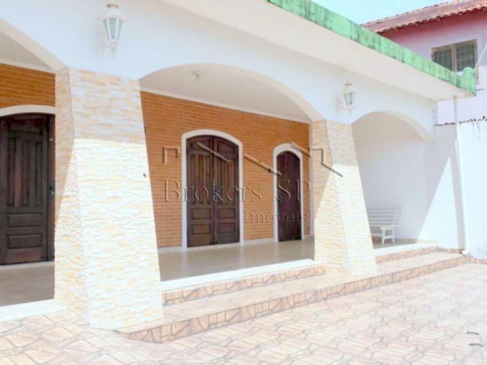 Casa 4 Dorm, São Paulo, Mongaguá (48123)