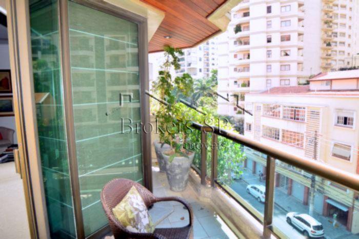 Blair House - Apto 3 Dorm, Jardim Paulista, São Paulo (49234) - Foto 4