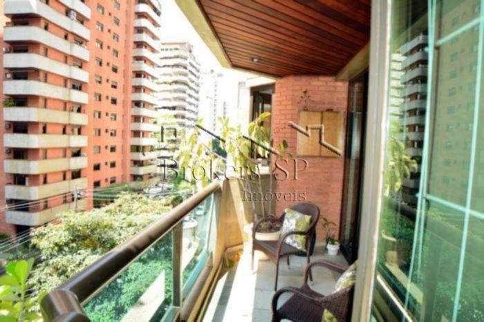 Blair House - Apto 3 Dorm, Jardim Paulista, São Paulo (49234)