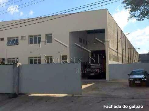 Galpão Parque Industrial Taboão da Serra Taboão da Serra