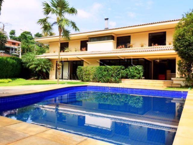 Casa 4 Dorm, Morumbi, São Paulo (50265)