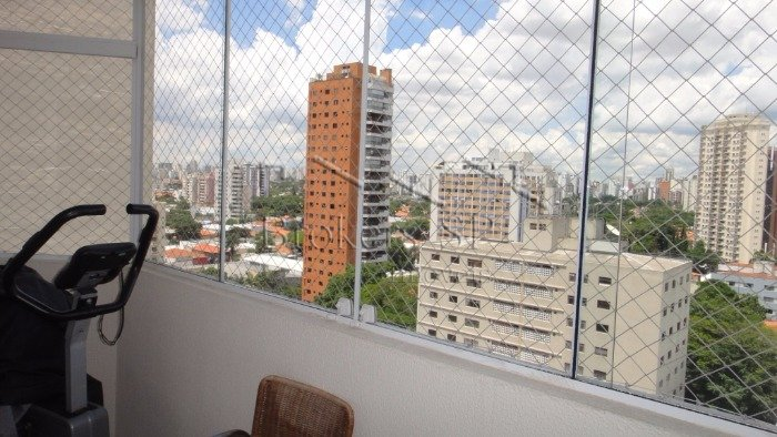George V - Apto 4 Dorm, Moema, São Paulo (50594) - Foto 8