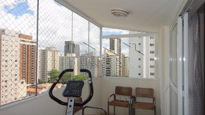 George V - Apto 4 Dorm, Moema, São Paulo (50594) - Foto 6