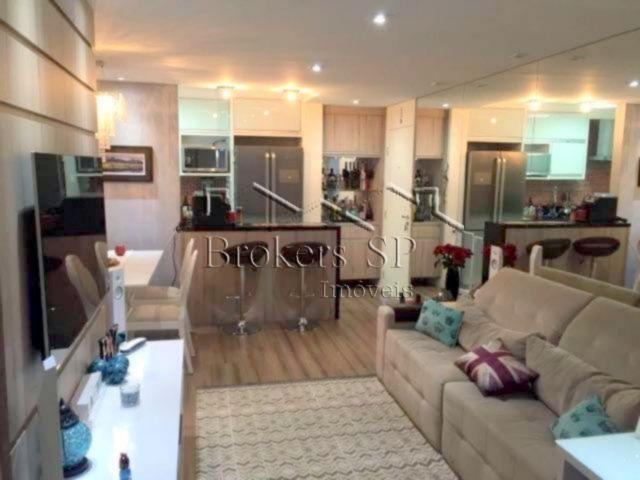 Brokers SP Imóveis - Apto 2 Dorm, Vila Mascote