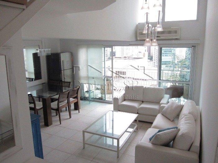 THE Blue Loft - Apto 2 Dorm, Moema, São Paulo (53567)