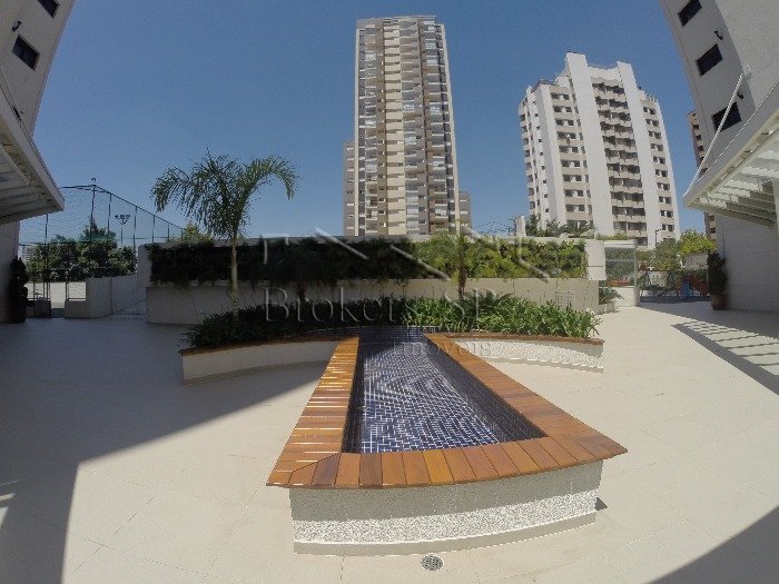 Klabin S Towers - Apto 2 Dorm, Chacara Klabin, São Paulo (55797) - Foto 44