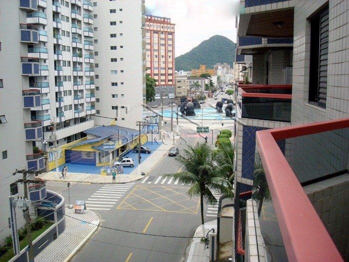 Apto 3 Dorm, Vila Guilhermina, Praia Grande (55916)