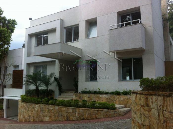 Casa em Condomínio Jardim Petrópolis São Paulo